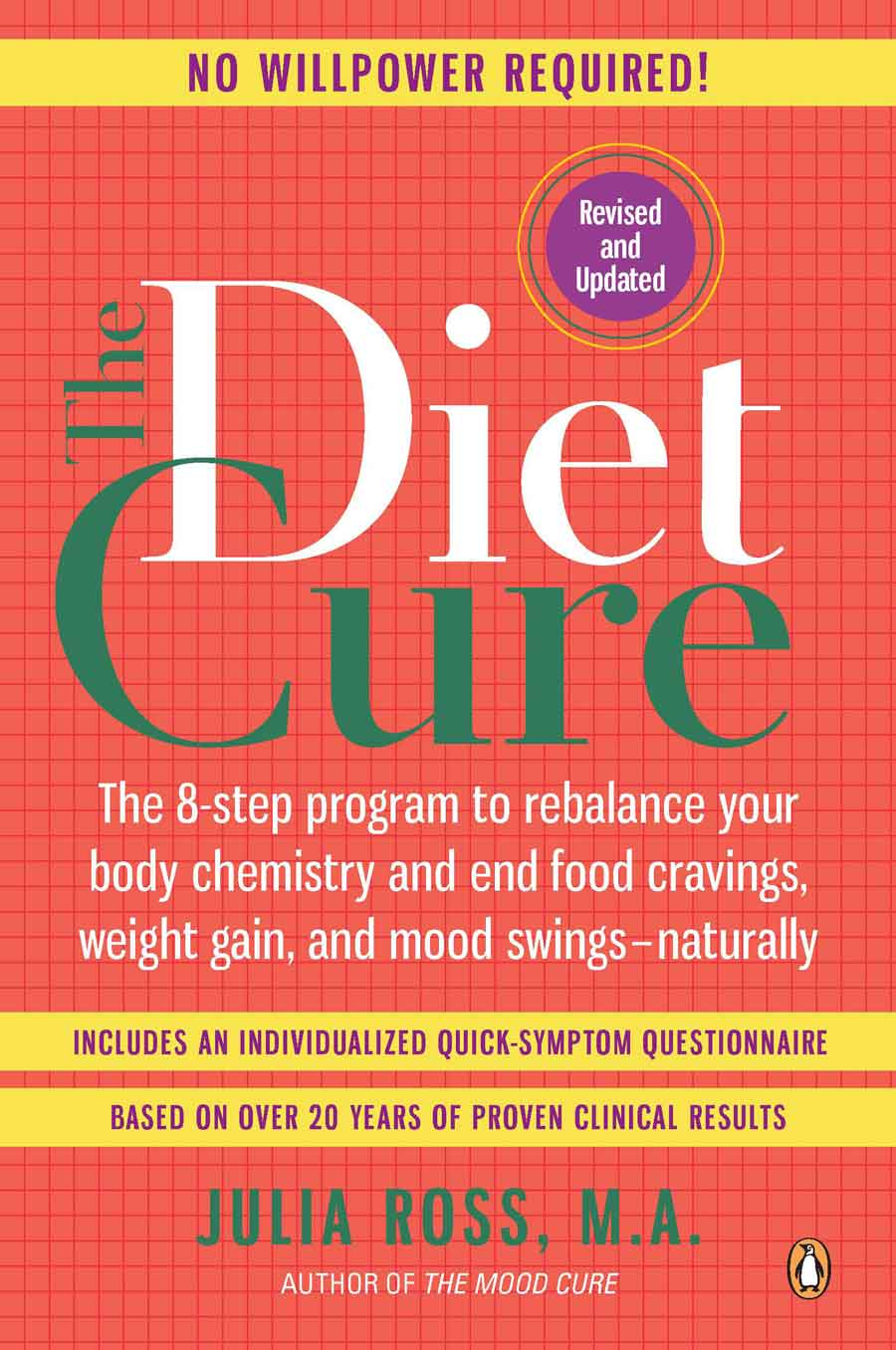 The Diet Cure book cover